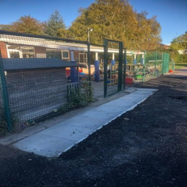 St Lukes School, October 2018