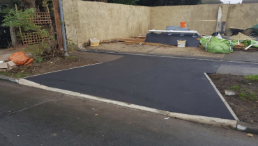 Drop kerb installations and extensions