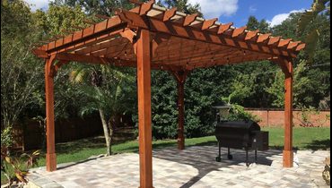 Pergolas and Garden Structures